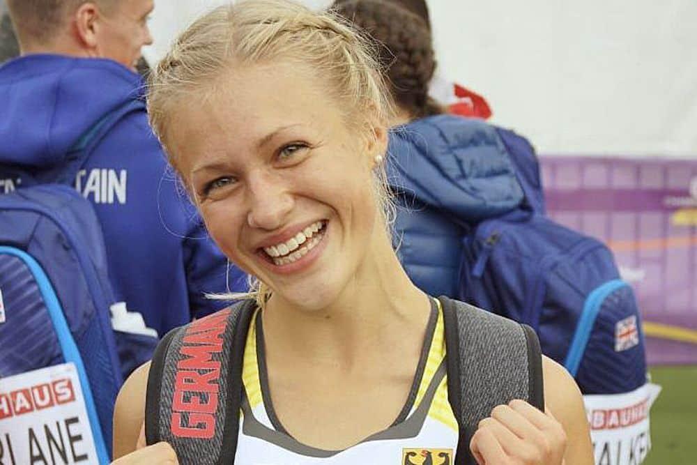 Langstreckenläuferin Paulina Kayßer startet jetzt für den SC DHfK Leipzig. Foto: privat