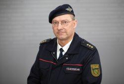 Landesbranddirektor Dr Dirk Schneider © SMI / Isabelle Starruß
