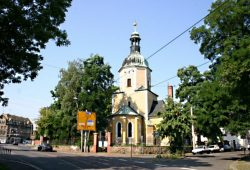 Laurentiuskirche. Foto: Ralf Julke