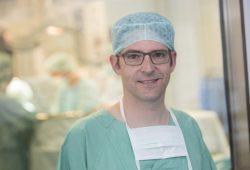Prof. Daniel Seehofer, Leiter des Transplantationszentrums am Universitätsklinikum Leipzig. Foto: Stefan Straube / ukl