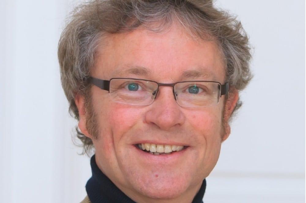 Prof. Dr. Christoph Kleine. Foto: Swen Reichhold/Universität Leipzig