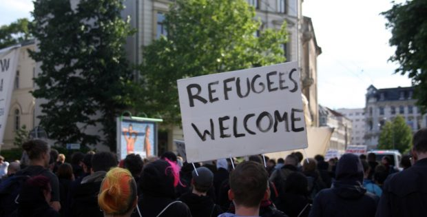 Demonstration im Mai 2015. Foto: L-IZ.de