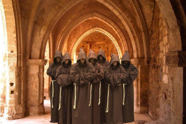 The Gregorian Voices. Quelle: Cultour-Büro Halle