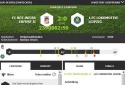 Nach 2,39 Millionen Spielminuten macht selbst die eisernste Wade zu. Screenshot: L-IZ.de