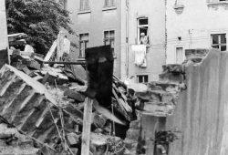 Im Leipziger Osten 1990. Foto: Martin Jehnichen
