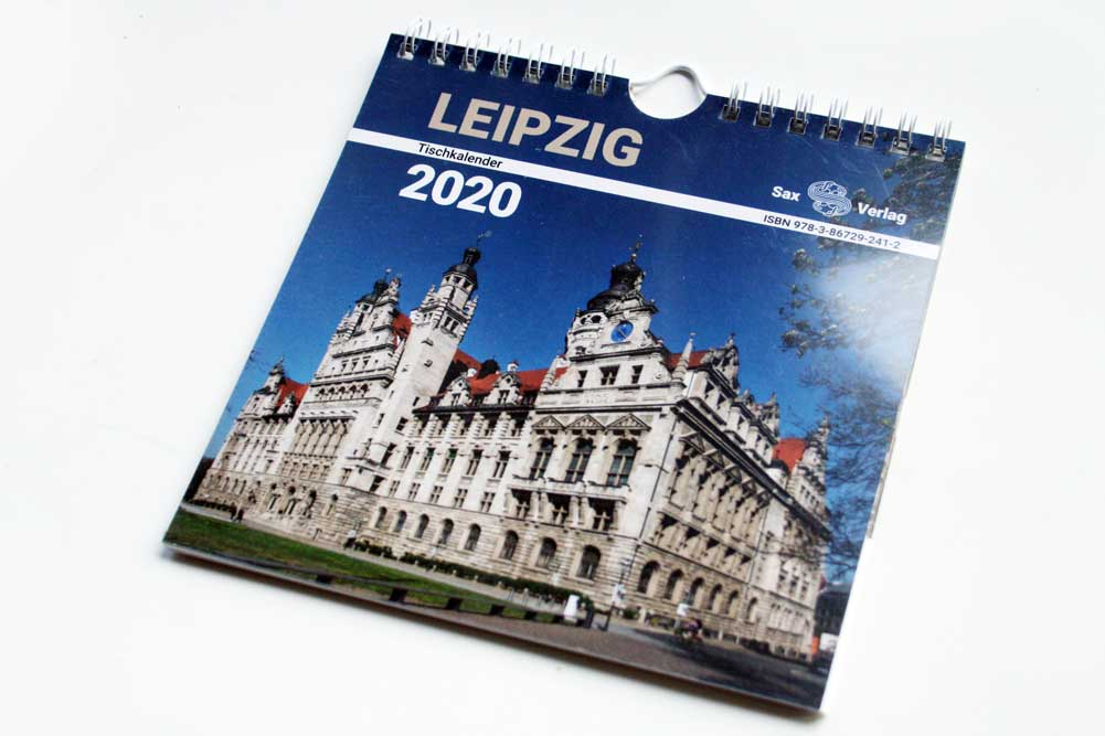 "Tischkalender ""Leipzig 2020"", Foto: Ralf Julke"
