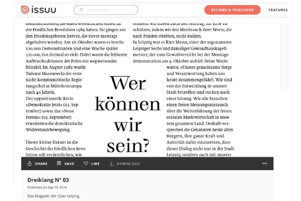 "Das falsche Zitat im Openmagazin ""Dreiklang"". Screenshot: Roland Mey"