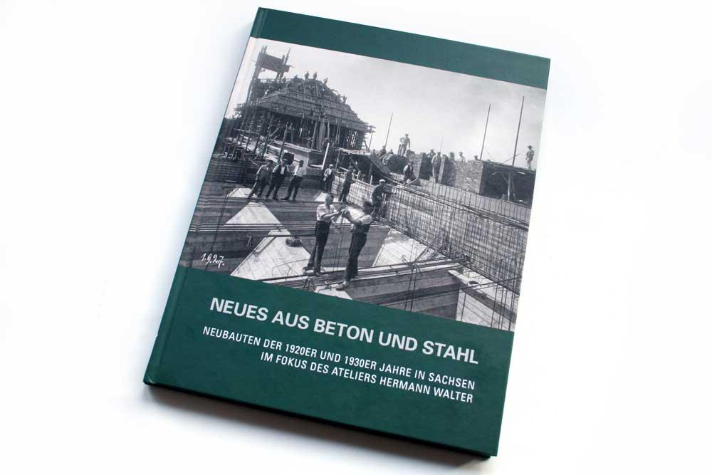 Stadtgeschichtliches Museum Leipzig: Neues aus Beton und Stahl. Foto: Ralf Julke