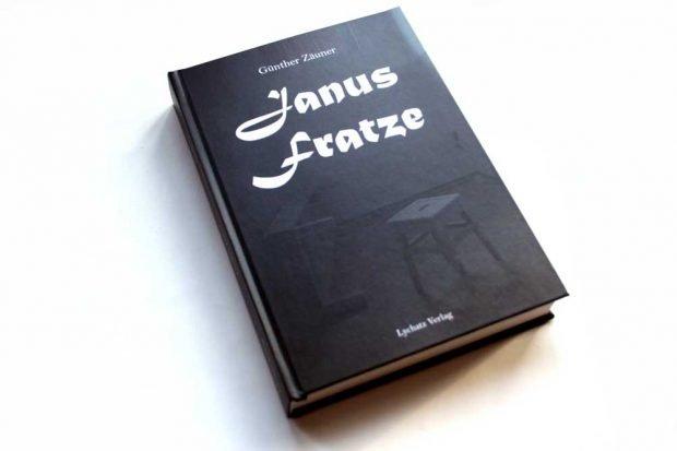 Günther Zäuner: Janus Fratze. Foto: Ralf Julke