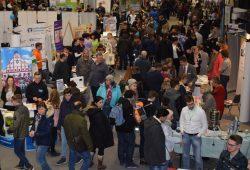 Azubimesse 2019. Foto: Stadt Grimma