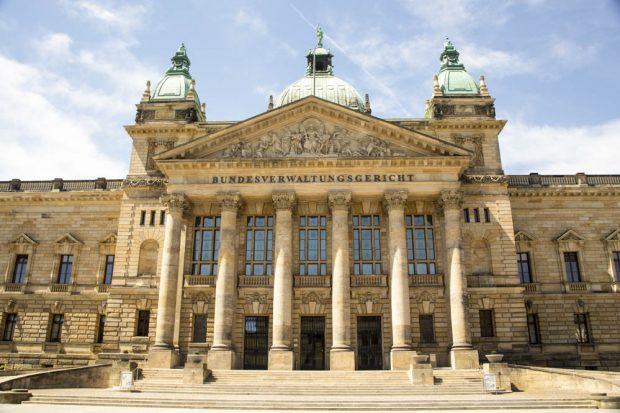 Bundesverwaltungsgericht. Foto: L-IZ.de