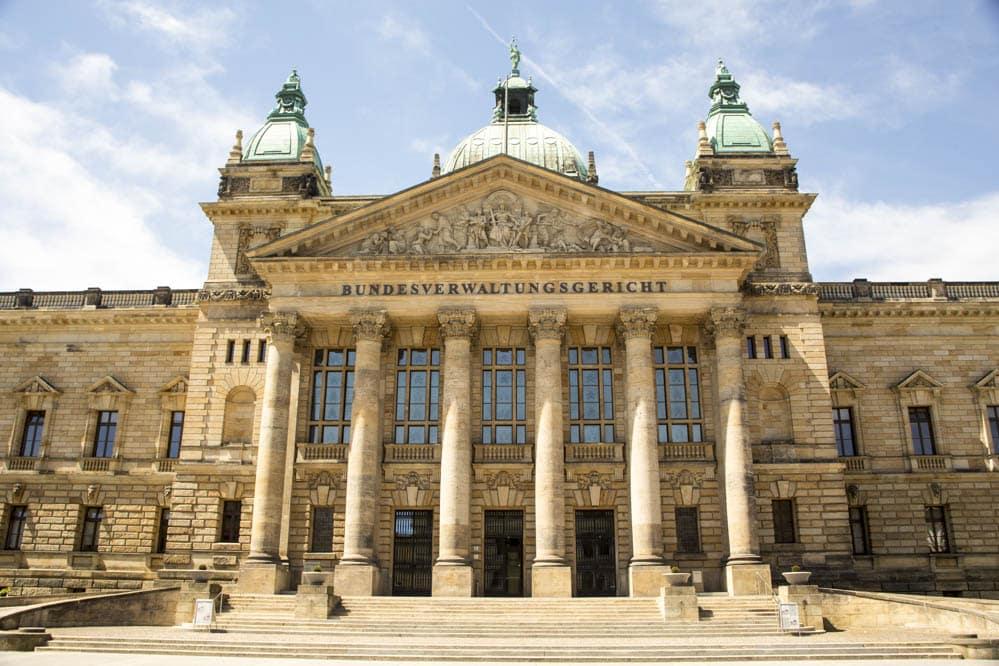 Bundesverwaltungsgericht. Foto: LZ