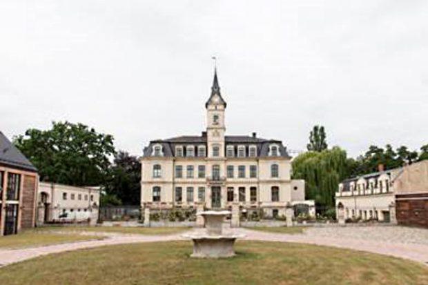 Das Schloss Schönefeld. Foto: Schloss Schönefeld e.V.