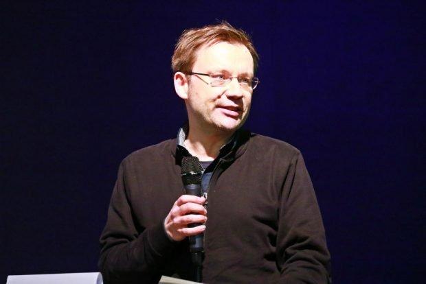 VfB-Präsident Dirk Sander. Foto: Thomas Gorlt