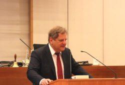 Sozialbürgermeister Thomas Fabian (SPD). Archivfoto: L-IZ.de
