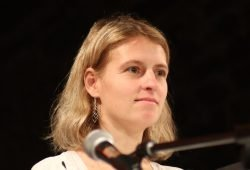 Franziska Riekewald (Die Linke). Foto: L-IZ.de