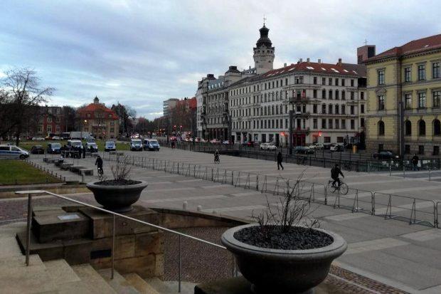 Der Indymedia-Prozess in Leipzig ist heute 10 Uhr gestartet. Foto: L-IZ.de