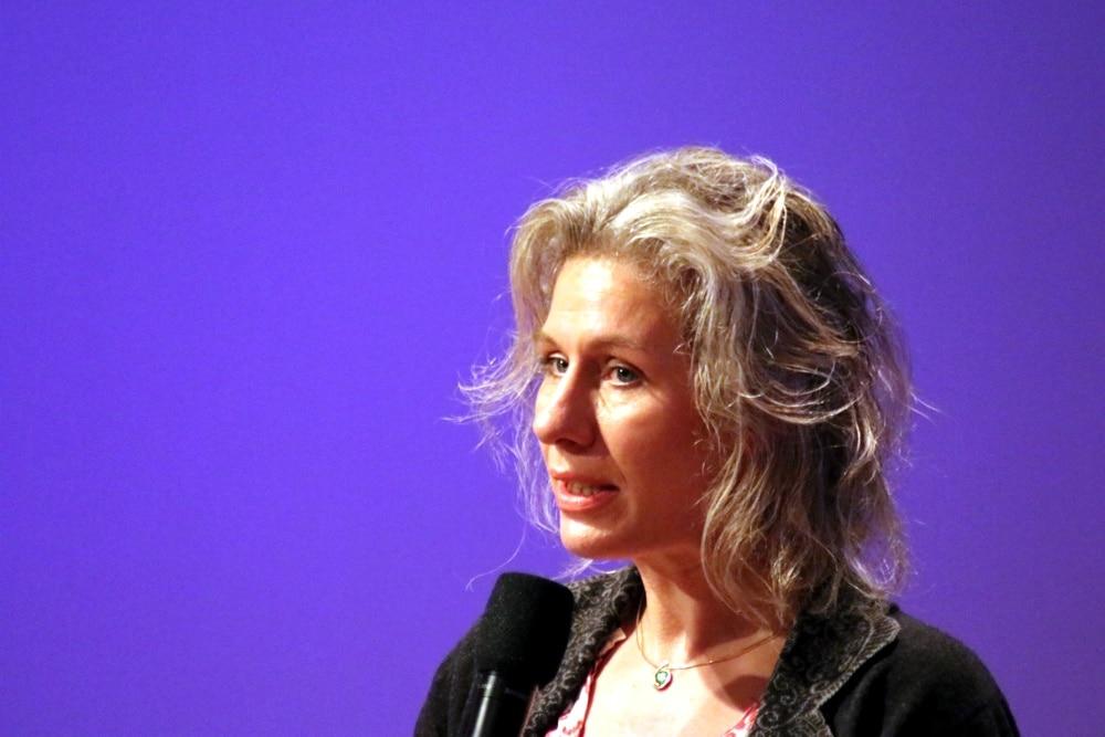 Katharina Krefft (Grüne) am 17. Januar 2020. Foto: L-IZ.de