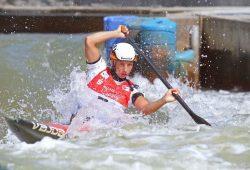 Weltmeisterin Andrea Herzog ist Leipzigs Sportlerin des Jahres. Foto: Jan Kaefer
