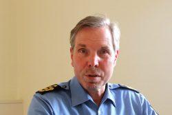 Seit Februar 2019 Leipzigs Polizeichef und nun vor seinem 2. Silvester in Leipzig: Torsten Schultze. Foto: L-IZ.de