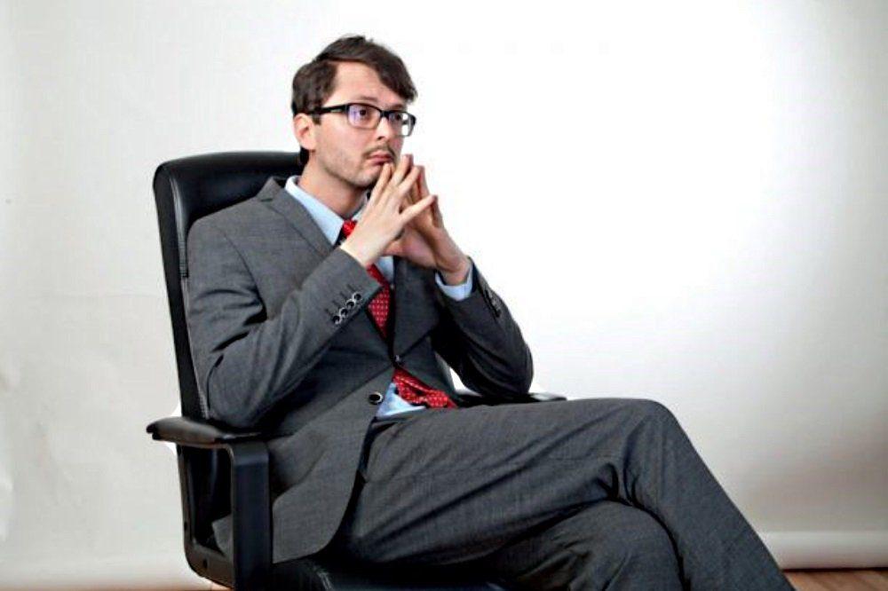 Tom Rodig lässt den Blick in die politische Zukunft der Stadt schweifen. © privat