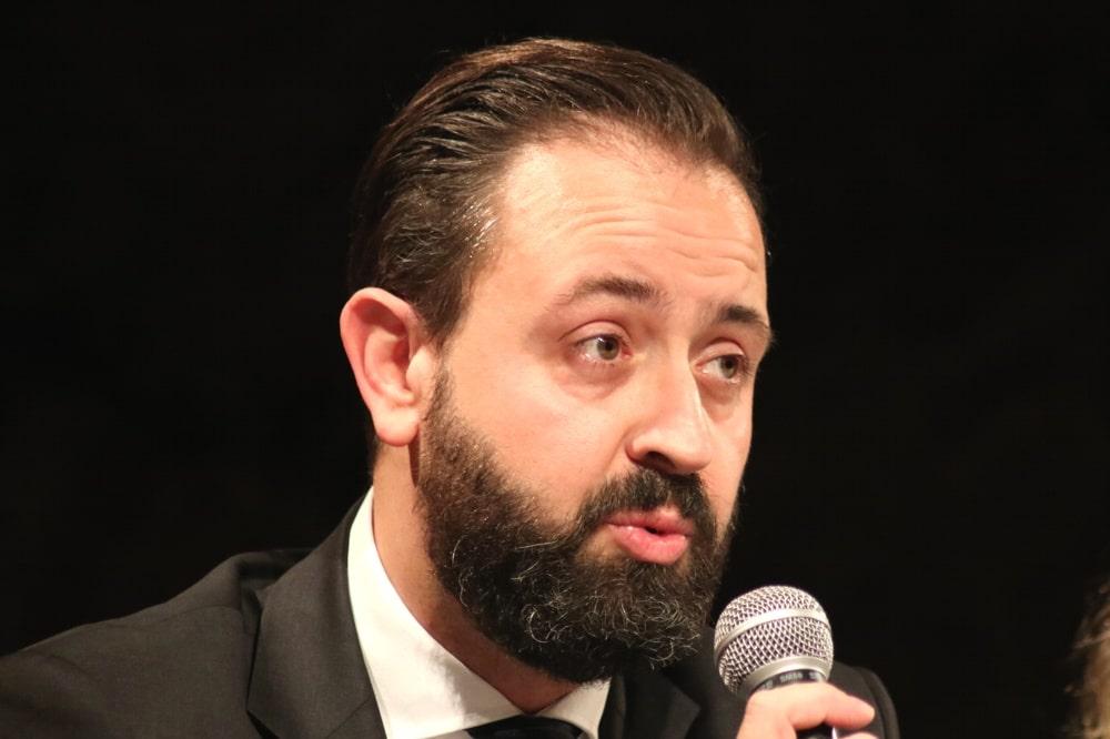Herausforderer Sebastian Gemkow (CDU). Foto: L-IZde