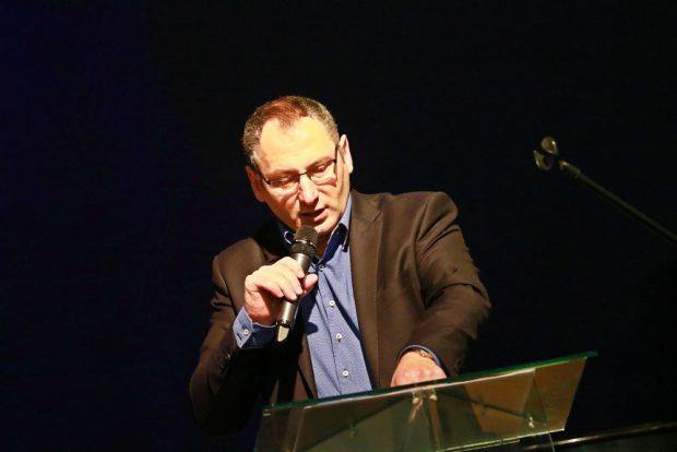 Lok-Präsident Thomas Löwe informierte die Mitglieder über den aktuellen Stand. Foto: Thomas Gorlt