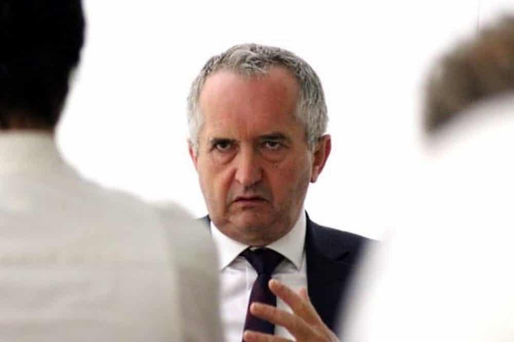 Regional-Staatsminister Thomas Schmidt, CDU. Foto: L-IZ.de