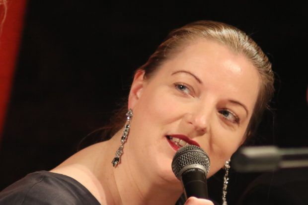 Ute Elisabeth Gabelmann (Piraten, Humanisten, ÖDP & Demokratie in Bewegung). Foto: L-IZ.de