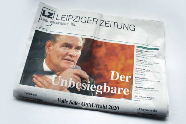 Leipziger Zeitung vom 24. Januar 2020. Foto: Ralf Julke