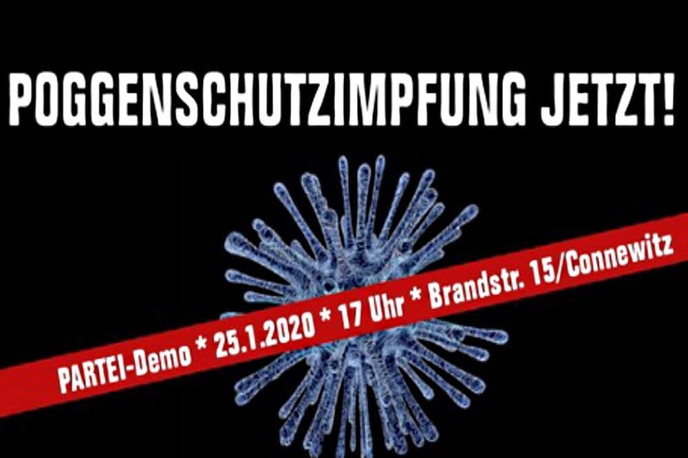 Quelle: Die PARTEI Leipzig