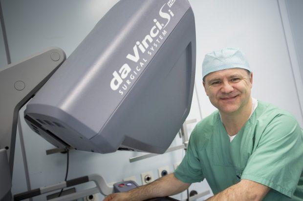 Prof. Dr. Jens-Uwe Stolzenburg, Direktor der Klinik und Poliklinik für Urologie am Universitätsklinikum Leipzig (UKL) ist Organisator und Gastgeber des Meetings der Sektion Uro-Technologie der Europäischen Gesellschaft für Urologie (EAU). Foto: Stefan Straube / UKL