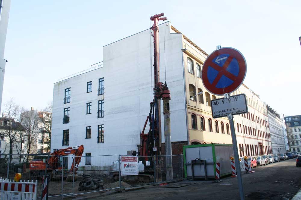 Die Alte Rösterei in der Erdmannstraße 12. Foto: Ralf Julke