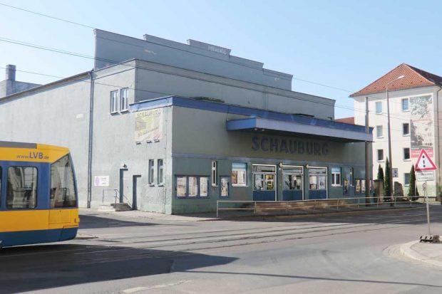Das Kino Schauburg am Adler. Foto: Marko Hofmann