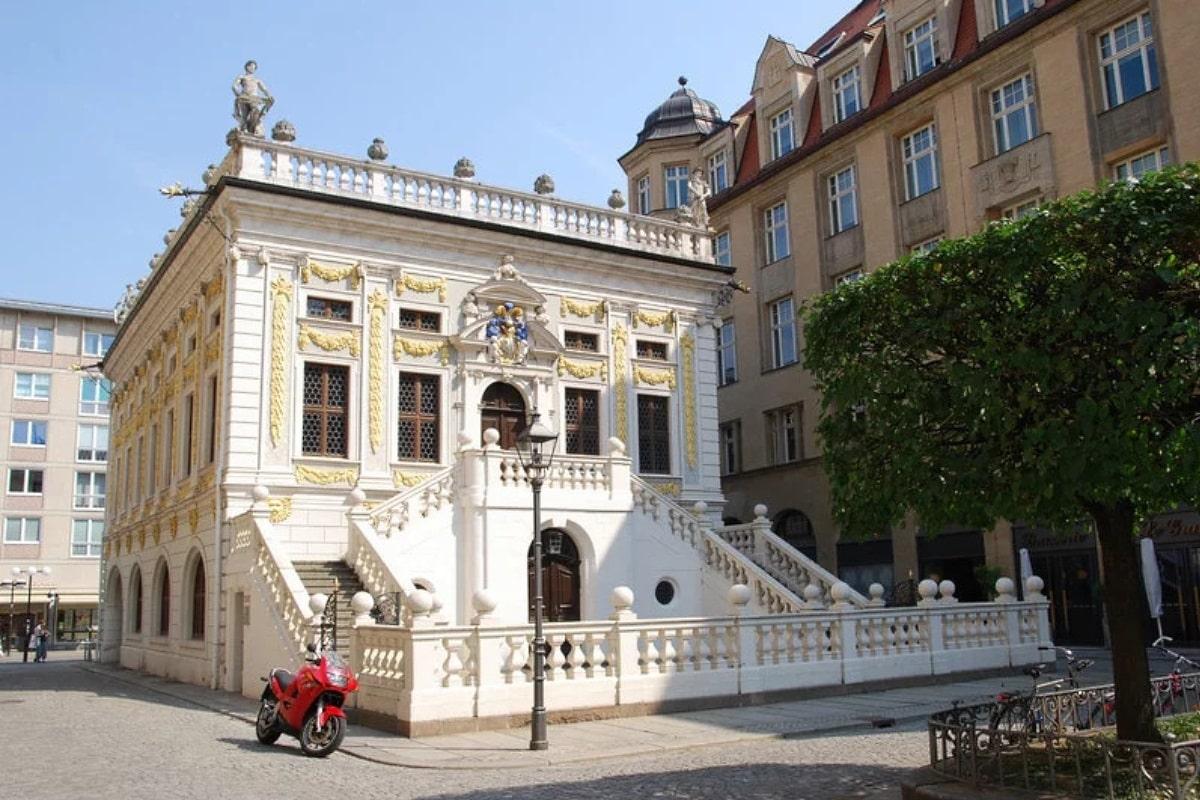 Alte Handelsbörse © Stadt Leipzig