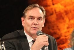 Burkhard Jung ist amtierender Oberbürgermeister der Stadt Leipzig und stellt sich Anfang Februar wieder zur Wahl. © Michael Freitag