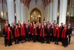Leipziger Vocalensemble. Quelle: Ev.-Luth. Kirchgemeinde St. Thomas