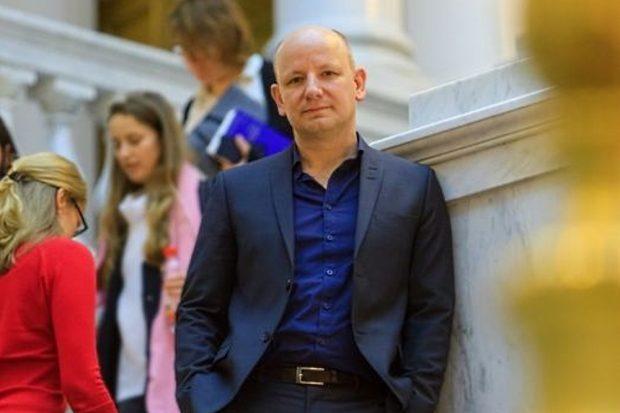 PD Dr. Oliver Decker Foto: Swen Reichhold/Universität Leipzig