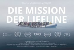 Postkarte Mission Lifeline. Quelle: Leipzig nimmt Platz