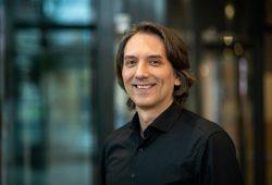 Prof. Dr. Antonis Chatzinotas. Bild: Sebastian Wiedling / UFZ