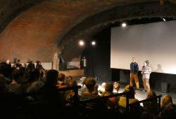 Welcome to Sodom im Ost-Passage Theater. Foto: Aaron Weinelt