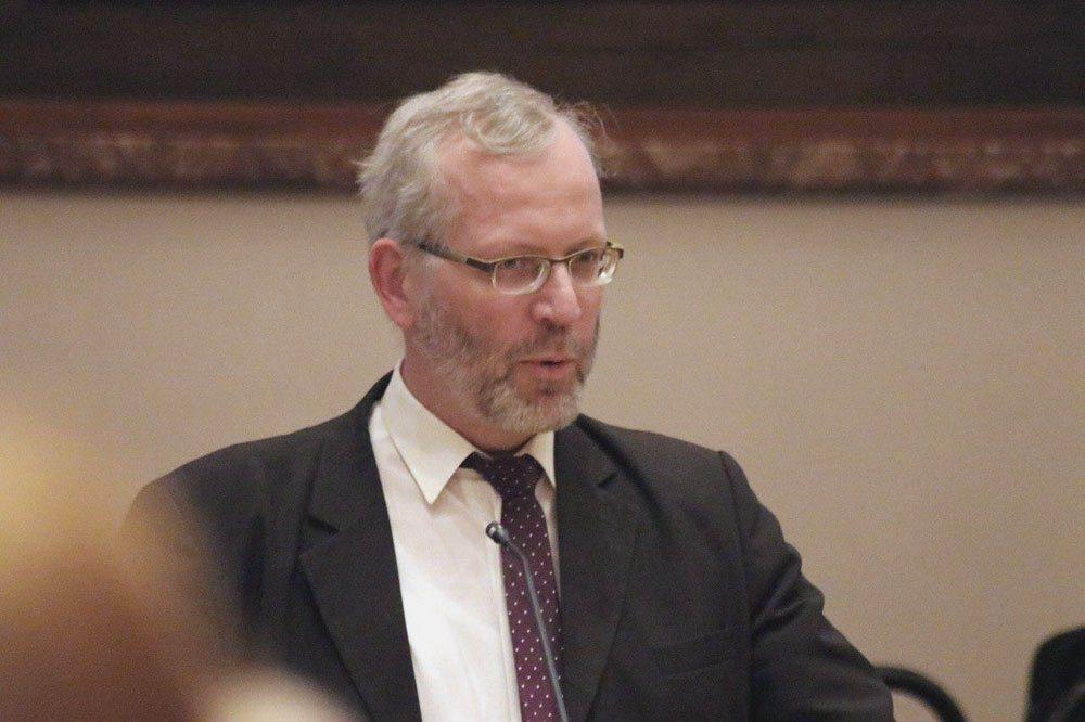 Karsten Albrecht, CDU. Foto: LZ