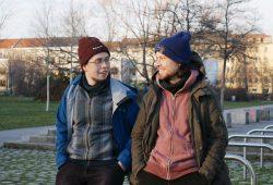 Frieder Bickhardt und Rafael Brix. Foto: unofficial.pictures