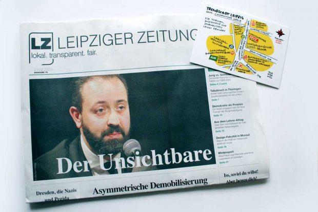 Leipziger Zeitung Nr. 76, Ausgabe Februar 2020. Foto: L-IZ