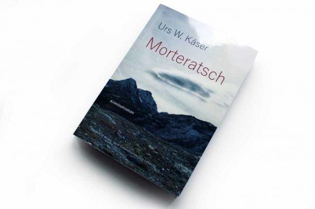 Urs W. Käser: Morteratsch. Foto: Ralf Julke