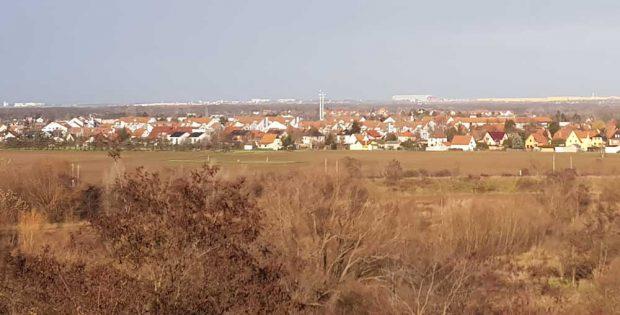Blick nach Rückmarsdorf. Foto: Marko Hofmann