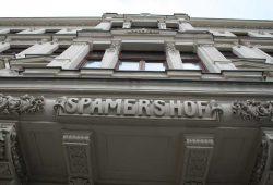 Spamers Hof in der Littstraße. Foto: Ralf Julke
