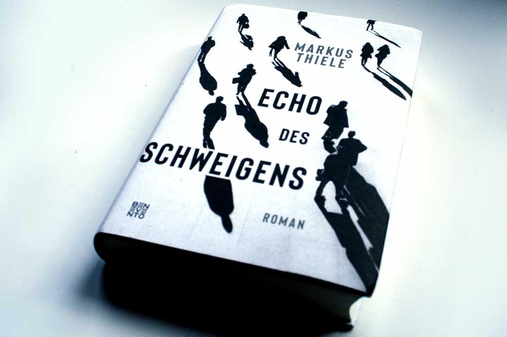 Markus Thiele: Echo des Schweigens. Foto: Ralf Julke
