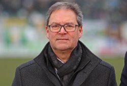 Hermann Winkler - Präsident des Sächsischen Fußball-Verbandes (SFV). Foto: Jan Kaefer