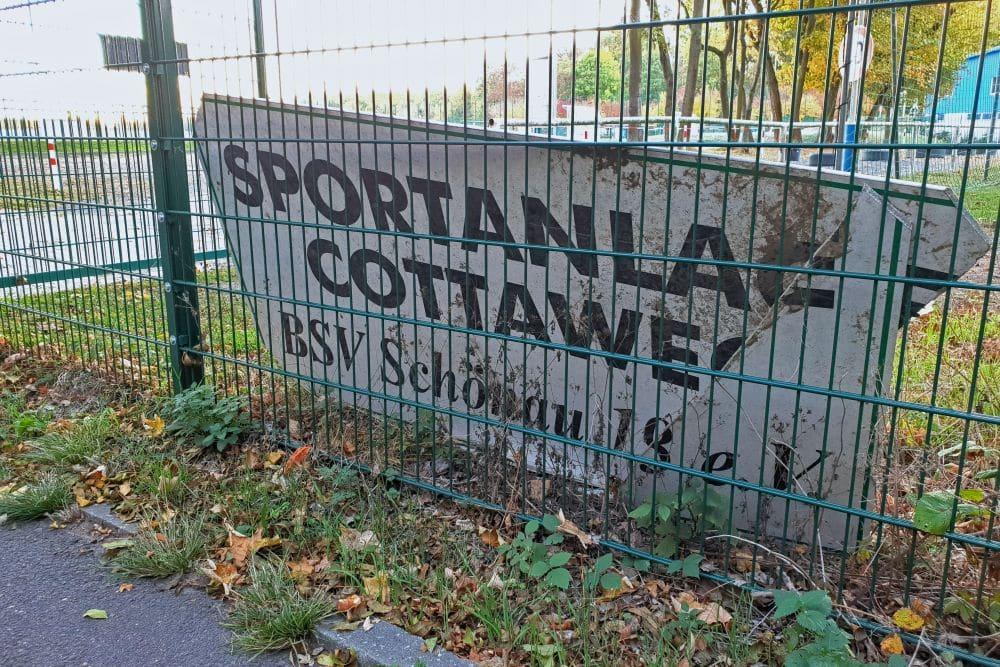 Wohin geht's für den BSV Schönau, wenn der Pachtvertrag am Cottaweg endet? Foto: Jan Kaefer